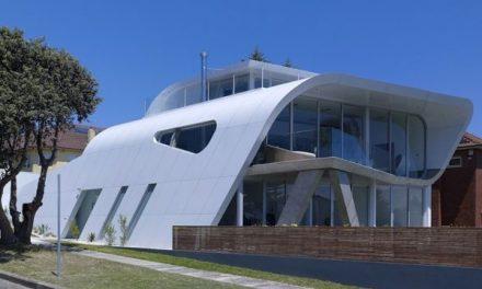 Ultra Modern Australian Home of the Future