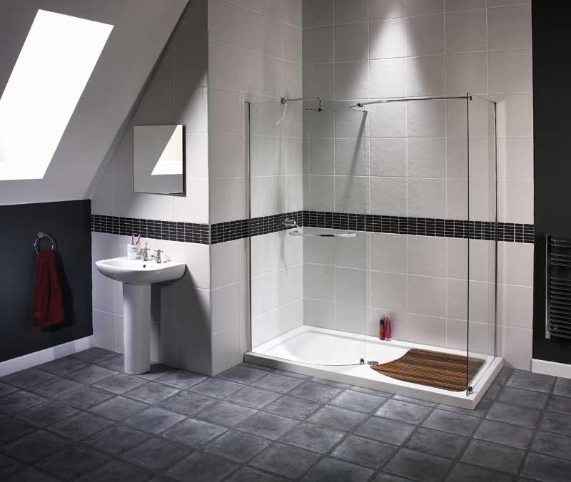 Modern Walk-In Shower Ideas