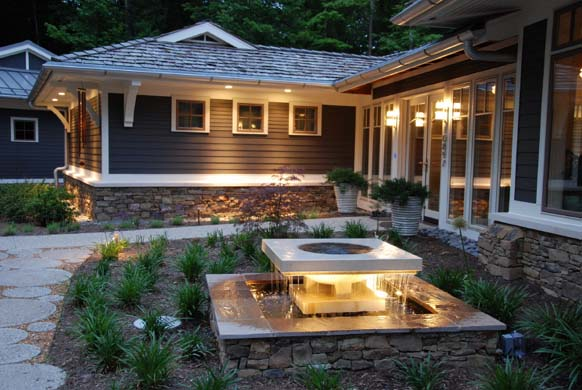 Exterior Sconce Lighting
