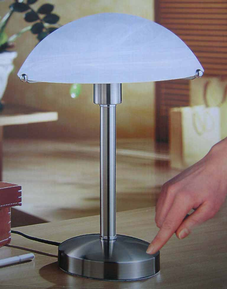 Hacking a touch lamp