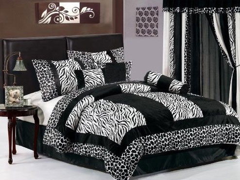 Zebra Room Accessories 36