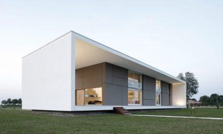 Modern Italian Minimalist Home Design