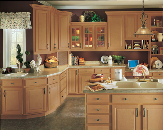 Laminate kitchen cabinet doors – durable and inexpensive