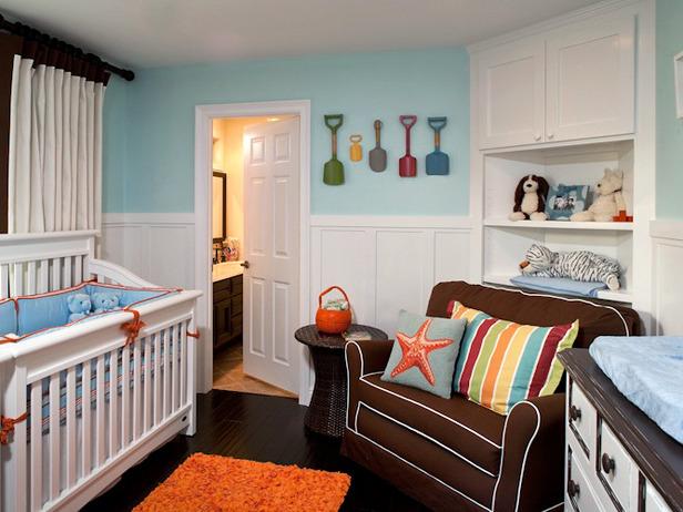 Nursery Decorating Ideas. Nursery