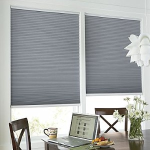 Cordless Pleated Shades Lavish Interior Decor For Your Home