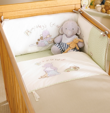 Building Cot Bedding For Your Baby