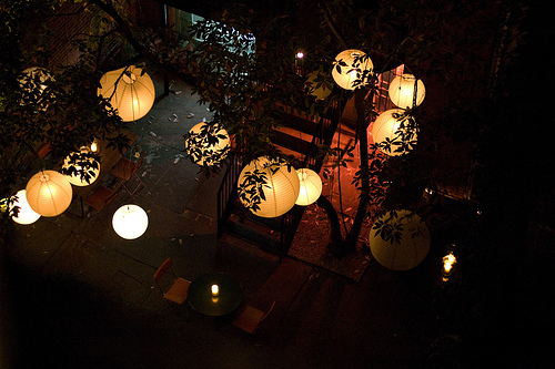 What Your Patio Lights Say about You