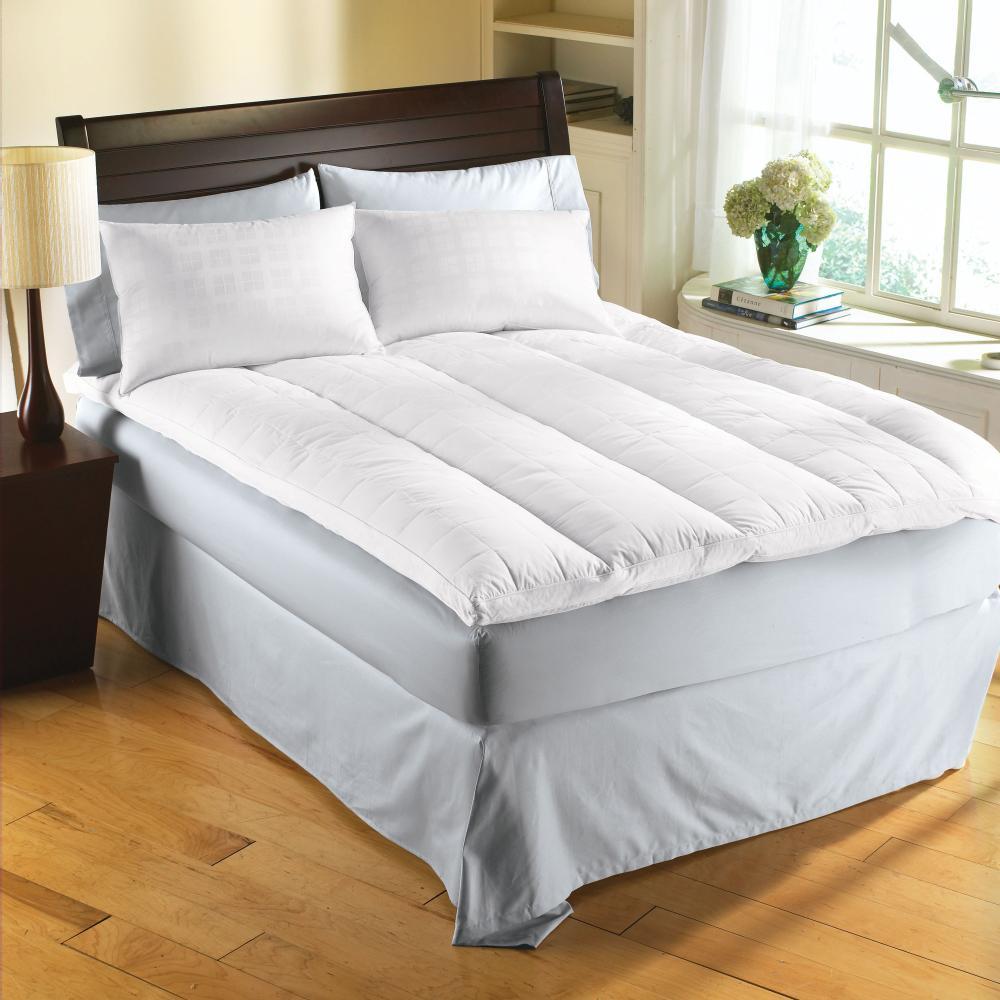 Pillow Top Mattress Pad Healthy Way to Sleep