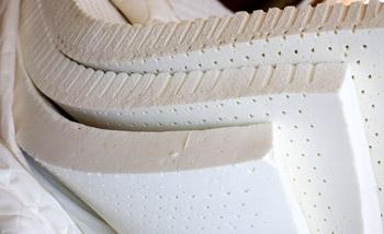 Serta Naturally Pure Cotton King Size Mattress Topper