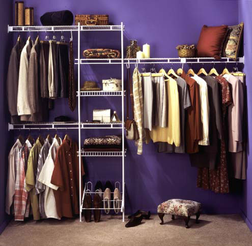 Closet Organization System Get A Handle On Your Wardrobe