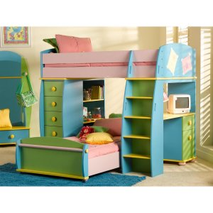 Kids  Design on You Can Find Fun Beds With Ladders And Drawers And Some Even Have