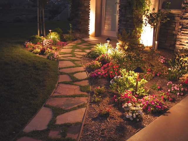 Landscape Lighting Estimates : Outdoor lighting