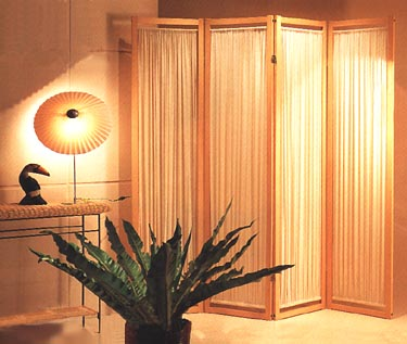 Try A Room Screen Divider For Privacy