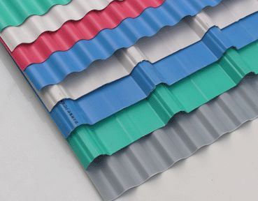 How To Set Up Corrugated Plastic Roofing