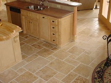 Kitchen  Bath Designer on Travertine S Greatest Feature Is The Attribute Of Timelessness Implied