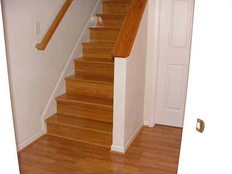 laminate flooring installing laminate flooring on steps