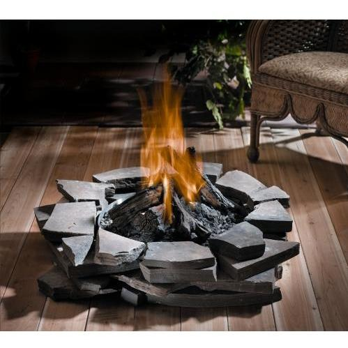 Outdoor Propane Fire Pit – For the Cold Winters