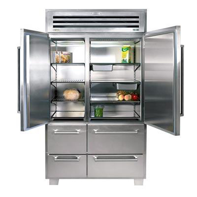 High  Kitchen Design on High End Sub Zero Refrigerator Prices