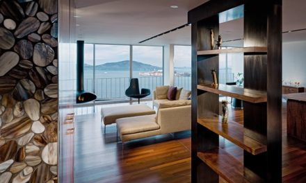 High Rise Luxury Penthouse Overlooking San Francisco Aquatic Park