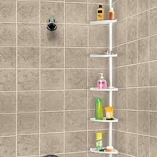 The Rust-Free Plastic Shower Caddy