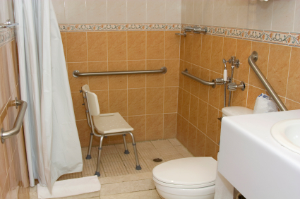 high quality handicap showers and handicap bathtubs