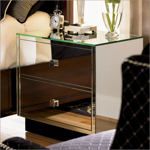 With Mirrored Bedroom Furniture You Are Bringing In An Element Of