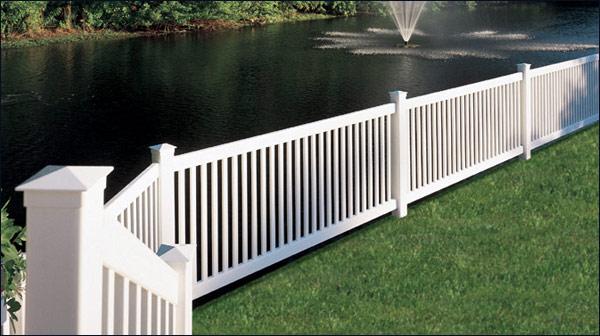 pvc fence post 2