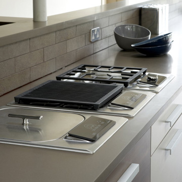 Quartz ensures quality and provides your kitchen a luxurious and bold ...