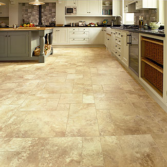 Kitchen and bathroom flooring options for Kitchen flooring options uk