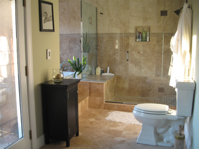 bathroom improvements ideas efficient bathroom remodeling ideas - Small Bathroom Remodel Designs