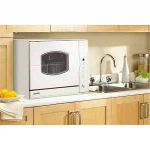 Countertop Dishwasher Heated Dry : countertop dishwasher is a great idea for homes without enough floor ...