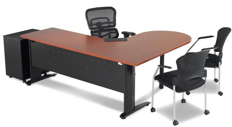 l shaped desk table number stands