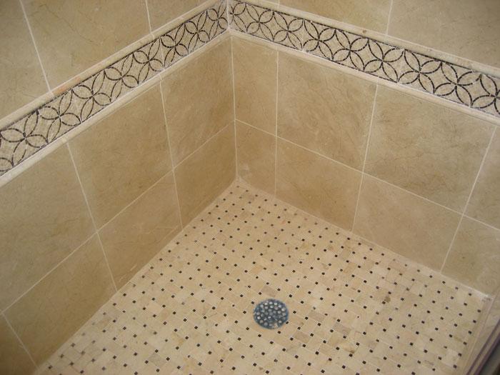 Shower Base 2