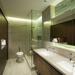 Practical bathroom ideas for small spaces and cheap budgets for Practical bathroom designs