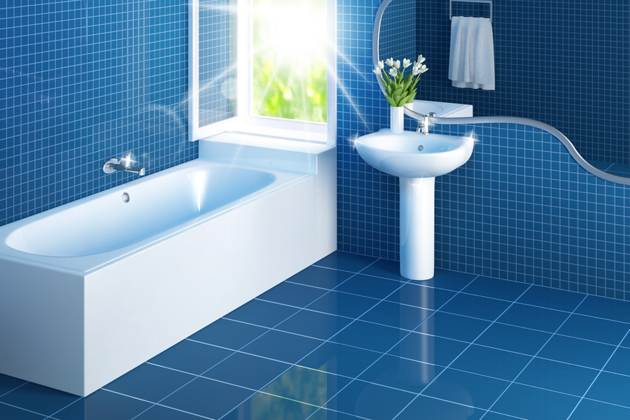 How To Clean Bathroom Tiles 3