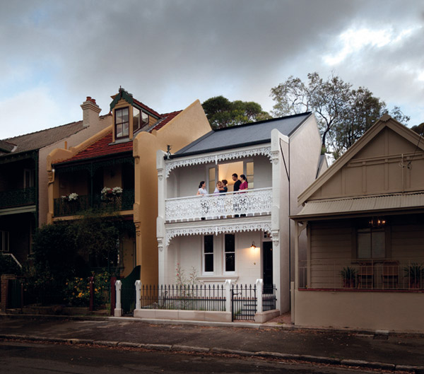 Victorian Home Interior Design: Victorian House Goes Modern By Chenchow Little