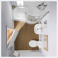 Bathroom Ideas  Small Spaces on Small Toilets For Small Bathrooms You Can Use At Home