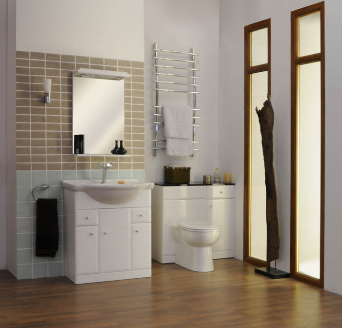 People should stop focuing on their bathroom size and start making