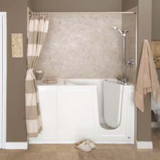ADA Bathtubs for Disabled