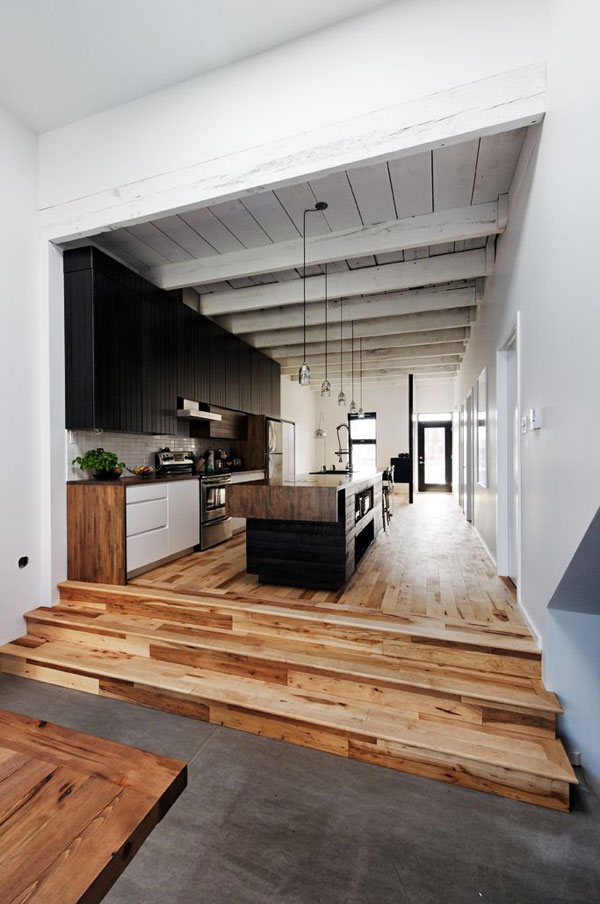Multi Level Home Plans 3