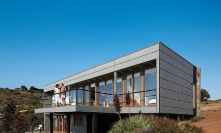 Beachfront Dream House in Chile by Foster Bernal Arquitectos
