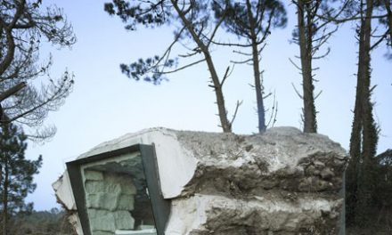 Compact Cave House in Spain by Architect Anton Garcia-Abril