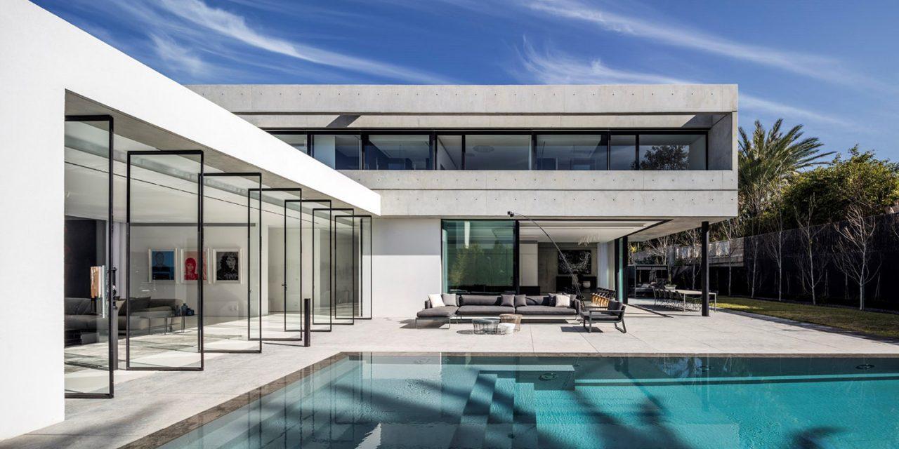 The Ultimate Japanese Inspired Coastal Home by Yamamori Architect & Associates