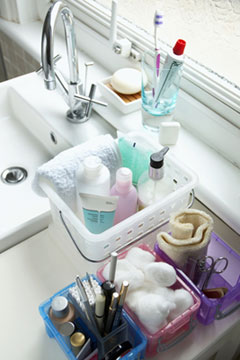 Organized Bathroom Products