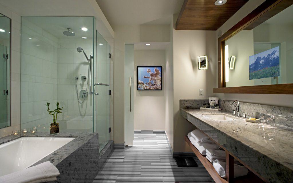 Easy Quick Fixes in the Bathroom