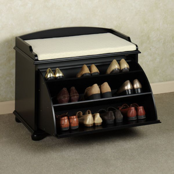 entryway shoe storage bench everything simple