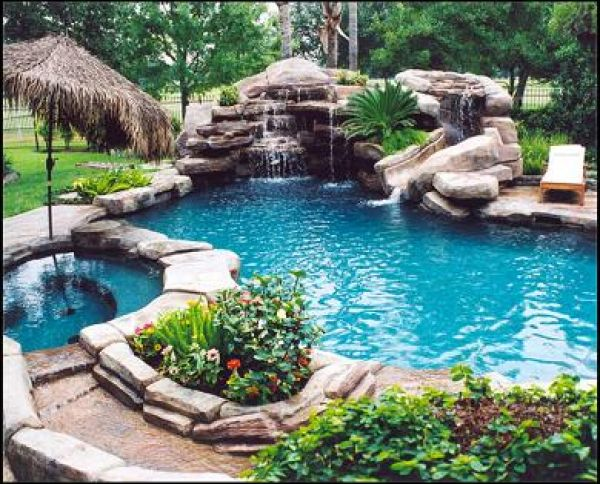 Pools everything simple - Prices of inground swimming pools ...
