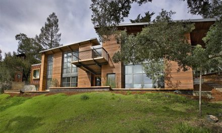 Ultra Modern Teak Architecture in San Francisco by Quezada Architecture