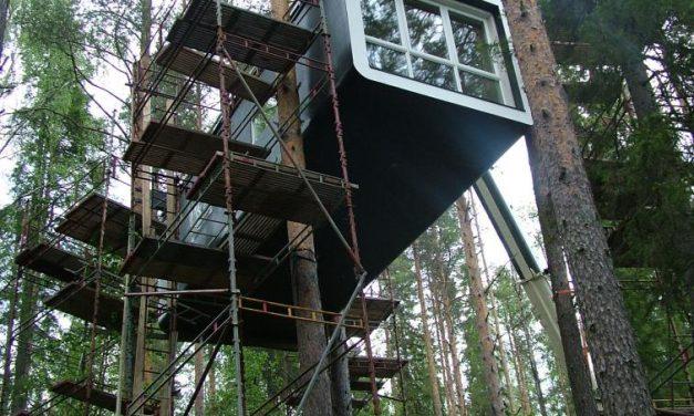 Sweden's Treehotel