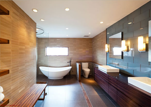 Step by step guide to perfect bathroom lighting for Bathroom lighting design guide
